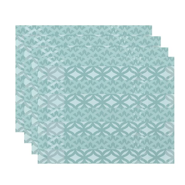 Harriet Simple Placemat (Set of 4) by Breakwater Bay