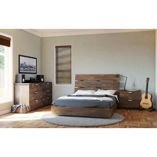 Hillsborough Full Platform 4 Piece Bedroom Set By Trent Austin Design
