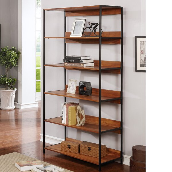 Melanie Etagere Bookcase by 17 Stories