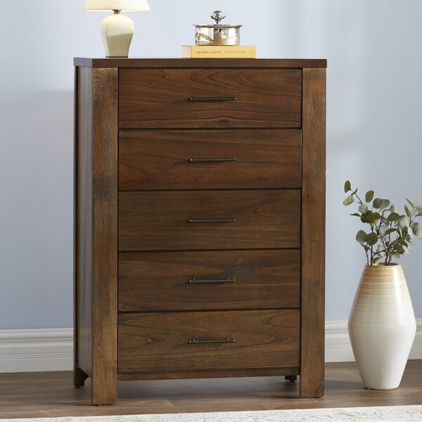 Cayuse 5 Drawer Chest by Loon Peak