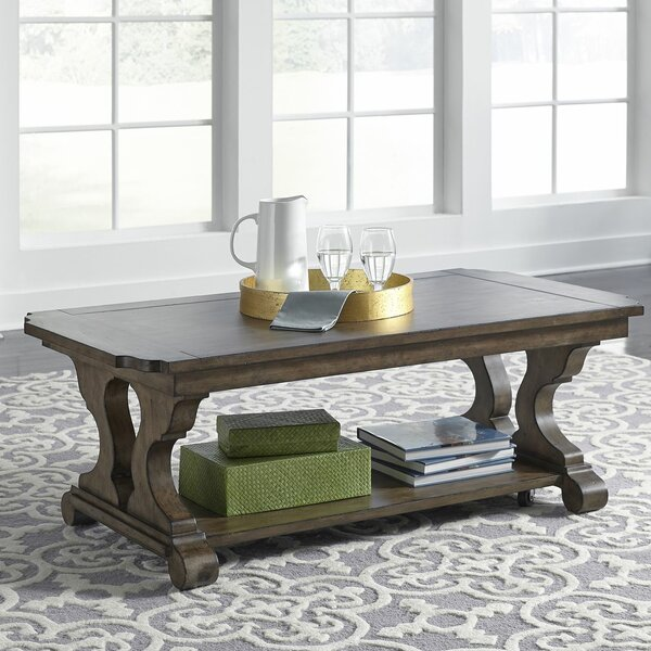 Gandy Coffee Table by Astoria Grand Astoria Grand