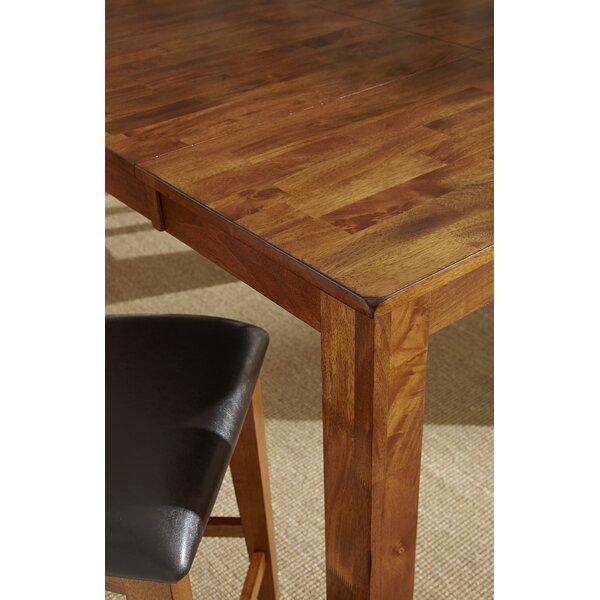 Chiricahua Counter Height Dining Table by Loon Peak Loon Peak
