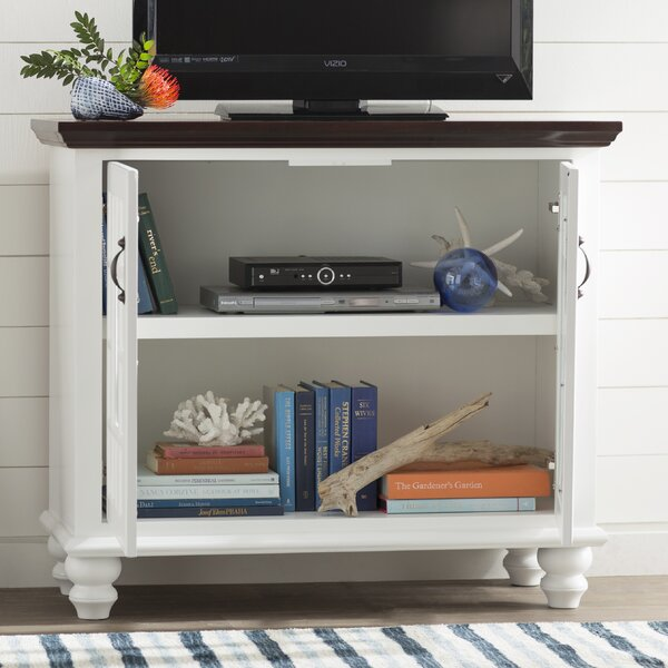 Eberton TV Stand For TVs Up To 49 Inches By Breakwater Bay