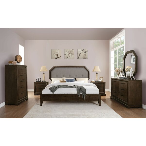 Baver Panel Configurable Bedroom Set by Canora Grey