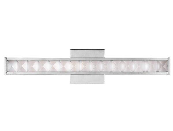 Barrand 1-Light LED Bath Bar by Mercer41