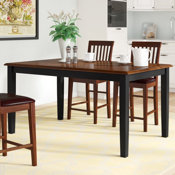 Nolan Dining Table by Andover Mills Andover Mills