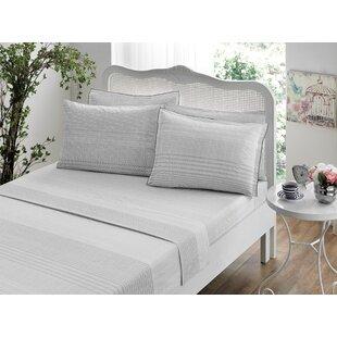 Big Save Stripes 100% Cotton Sheet Set By Brielle