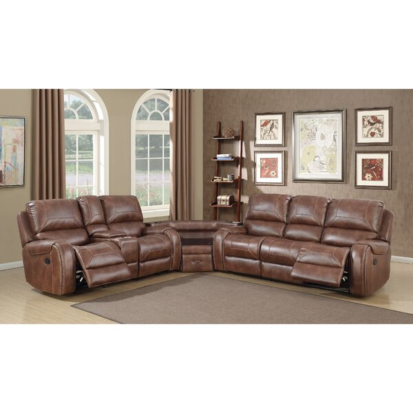 Glider 3 Piece Reclining Living Room Set by Accentrics by Pulaski