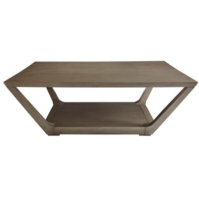 Floor Shelf Coffee Table Storage Birch img