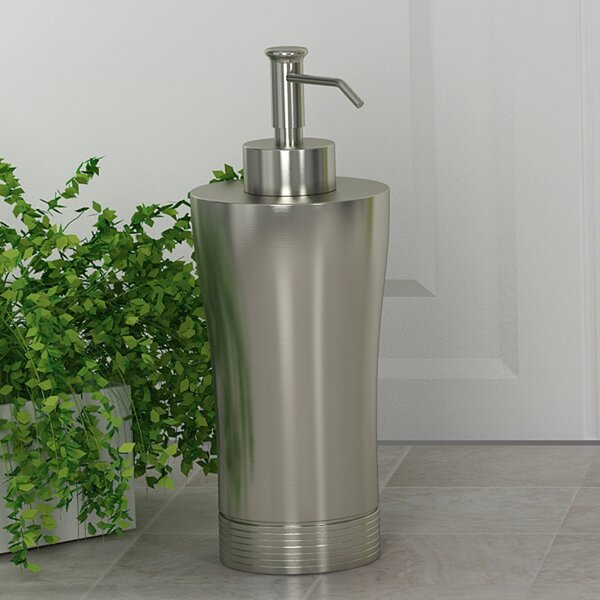 Stilson Soap & Lotion Dispenser by Orren Ellis