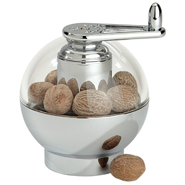 Ternate Acrylic Nutmeg Mill by Peugeot