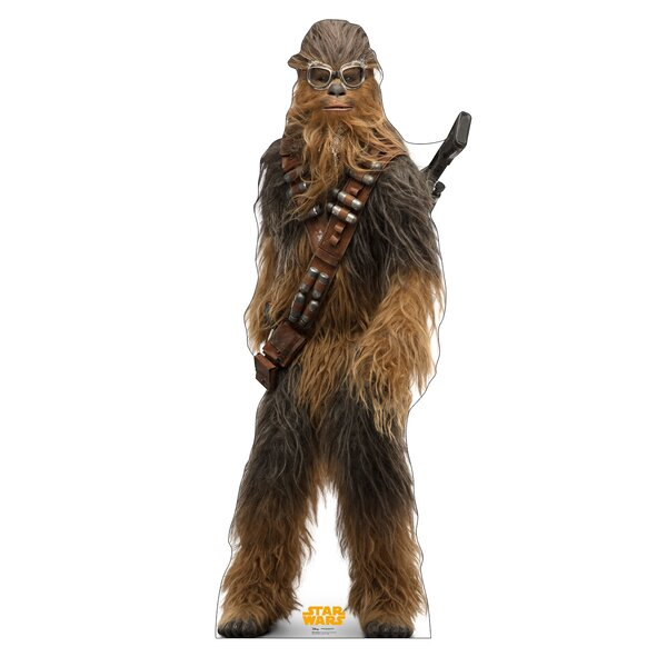 Chewbacca™ Star Wars Han Solo Movie Standup by Advanced Graphics