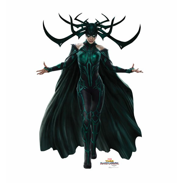 Thor Ragnarock Hela Standup by Advanced Graphics
