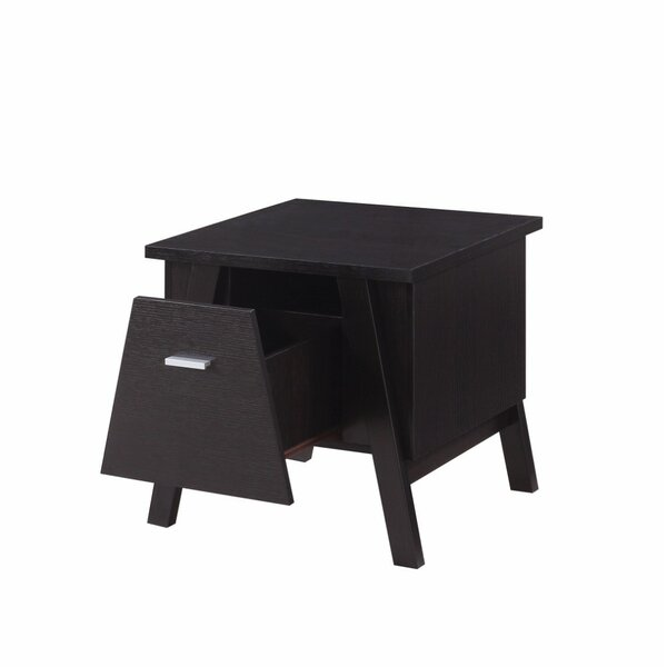 Stahura End Table With Storage By Latitude Run