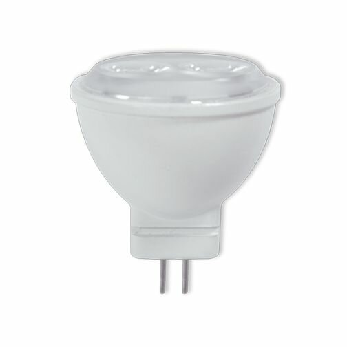 3.5W 12-Volt (3000K) MR11-Light Bulb (Set of 2) by Bulbrite Industries