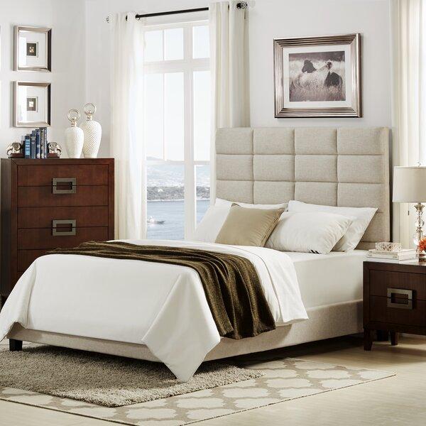 Rose Upholstered Platform Bed by Brayden Studio