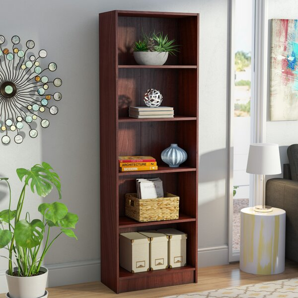Earleen Standard Bookcase by Latitude Run