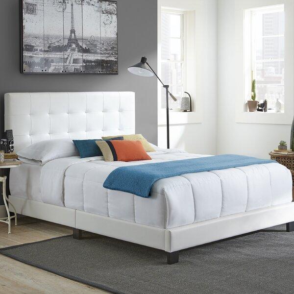 Serafina Upholstered Platform Bed by Andover Mills