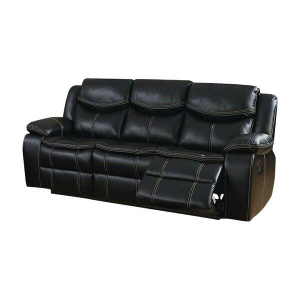 Ransome Reclining Sofa by Latitude Run
