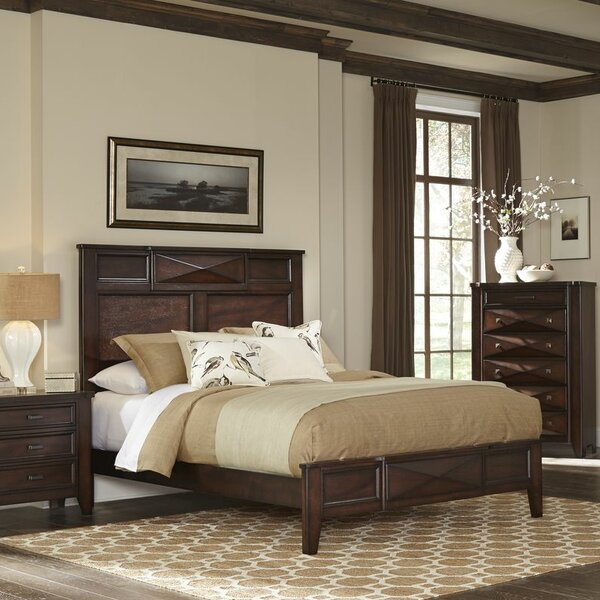 Fentress Standard Bed by Darby Home Co