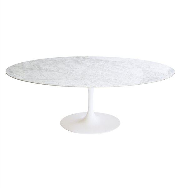 Modern Marble Dining Table by C2A Designs
