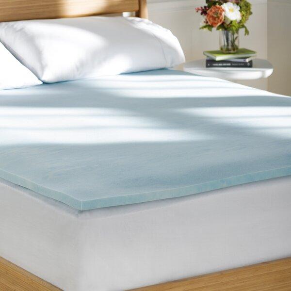 Wayfair Basics 1 Gel Memory Foam Mattress Topper by Wayfair Basics™