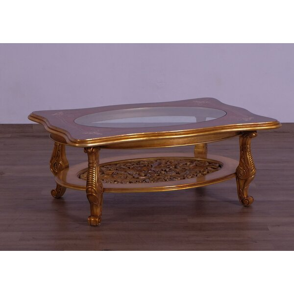 Totterdown Coffee Table By Astoria Grand