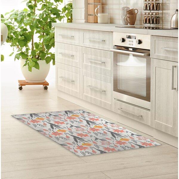 Michaud Bunny Love Kitchen Mat