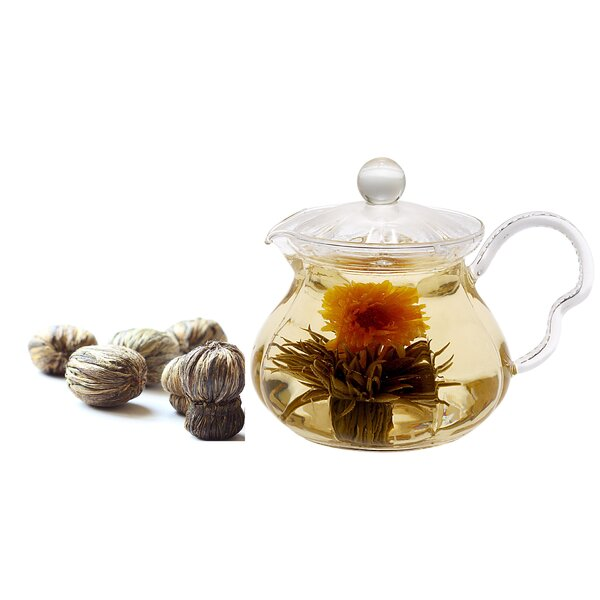 Fairy 0.63-qt. Blooming Teapot by Tea Beyond