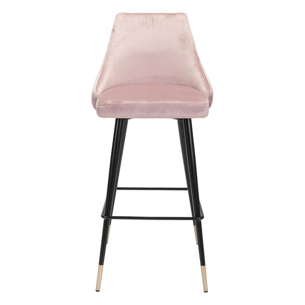 Colchester 29.5 Bar Stool by Everly Quinn