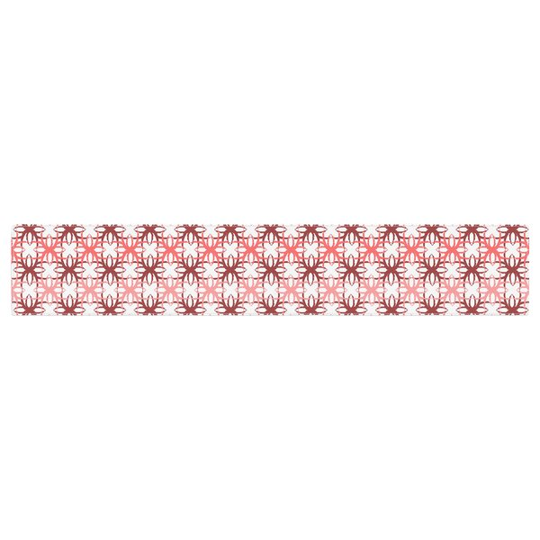 Nandita Singh Motifs Pattern Table Runner by East Urban Home