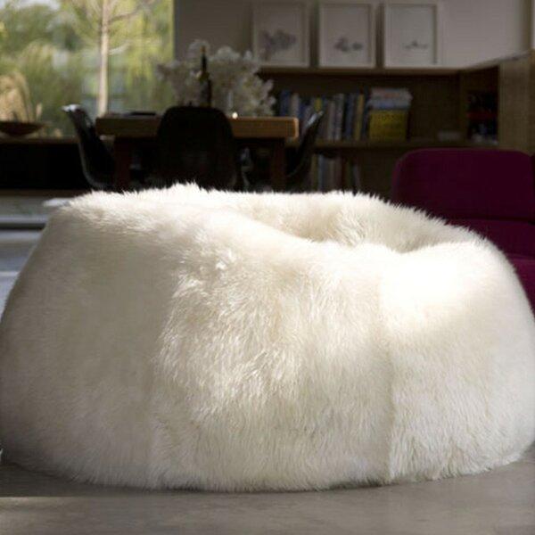 Patagonia Sheepskin Bean Bag Chair by Pure Rugs