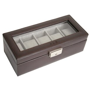 Find for Personalized Beverly Watch Box ByRoyce Leather