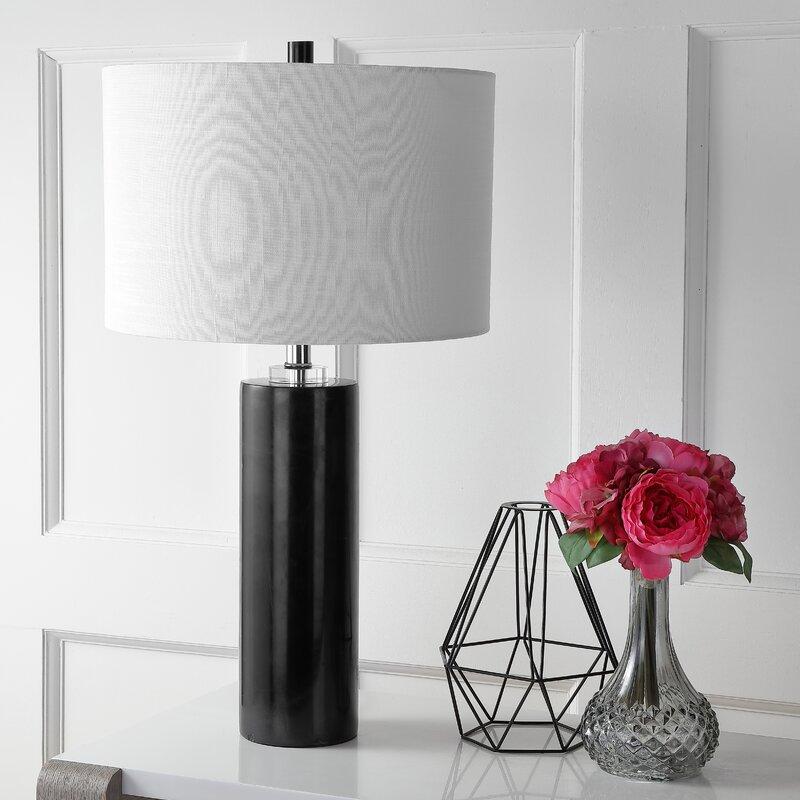 Red Barrel Studio Venne Marblecrystal 22 Table Lamp Wayfair