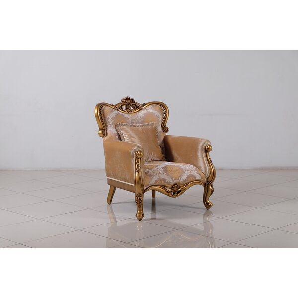 Pisano Armchair by Astoria Grand