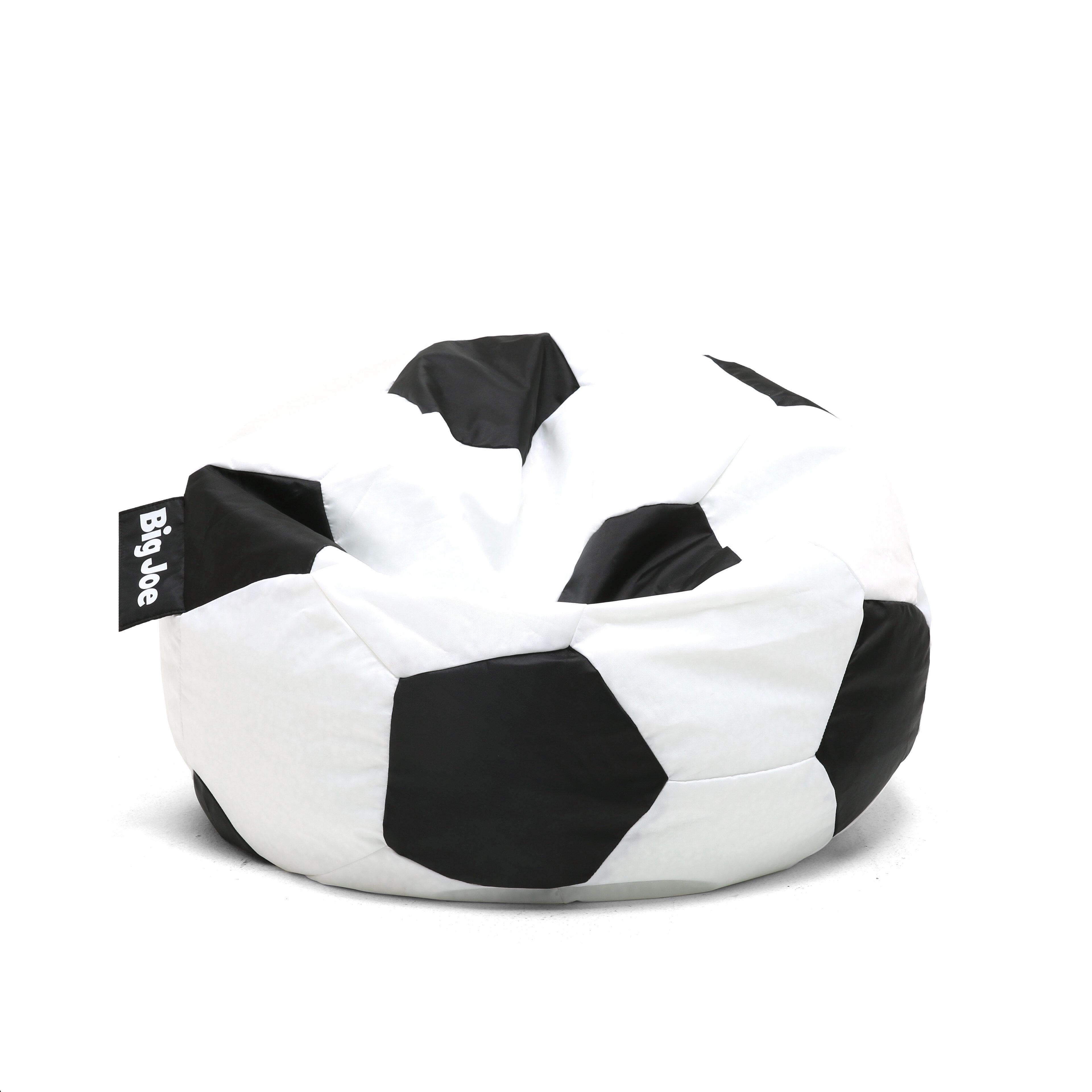 Comfort Research Big Joe Soccer Ball Bean Bag Chair | Wayfair