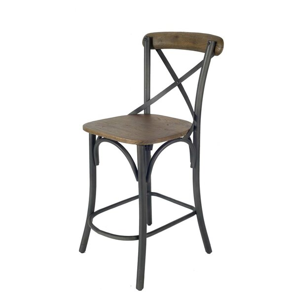 Boronda Solid Wood Dining Chair by Gracie Oaks