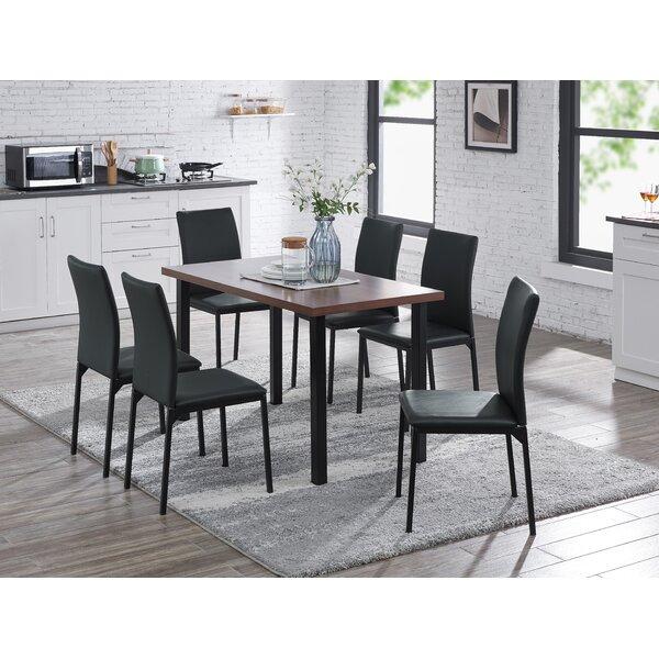 Groseiller 7 Piece Dining Set by Ebern Designs