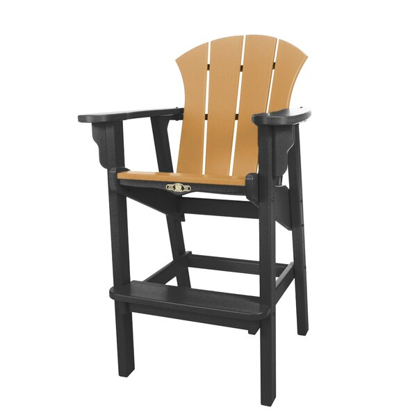 Yeager Plastic Adirondack Chair by Rosecliff Heights