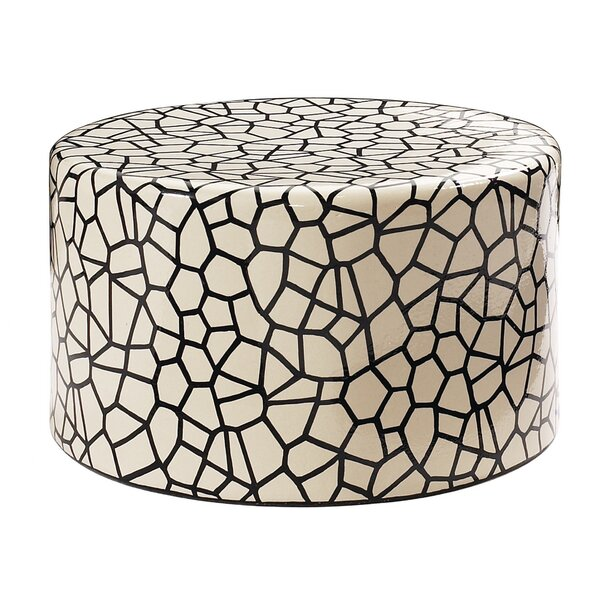 Baby Caroness Ceramic Side Table by Seasonal Living
