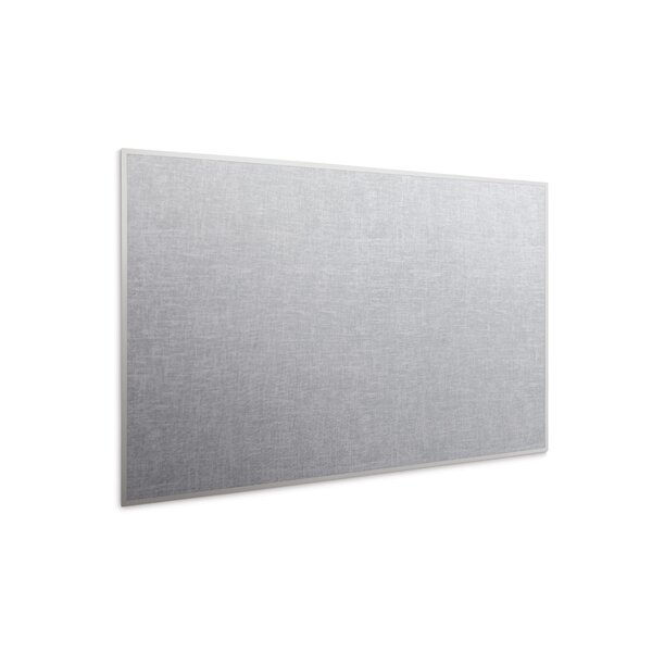 BTS Trim Standard Wall Mounted Bulletin Board by Platinum Visual Systems
