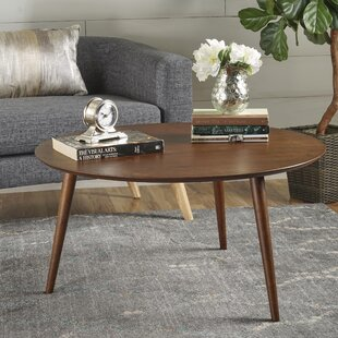Peacham Wood Coffee Table George Oliver