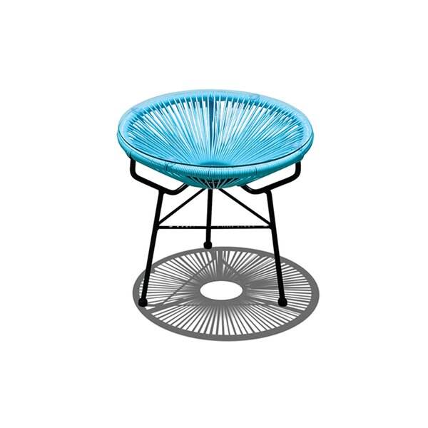 Ehrlich Glass Side Table by Ivy Bronx
