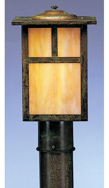 Mission 1-Light Lantern Head by Arroyo Craftsman