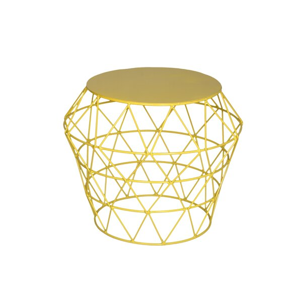 Desousa Drum Stool by Ivy Bronx