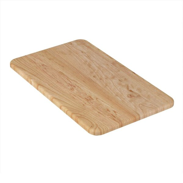 Natural Wood Cutting Board by Moen