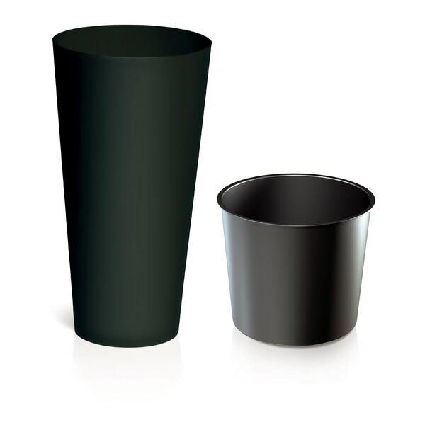 Modern Pot Planter with Insert by Kasamodern