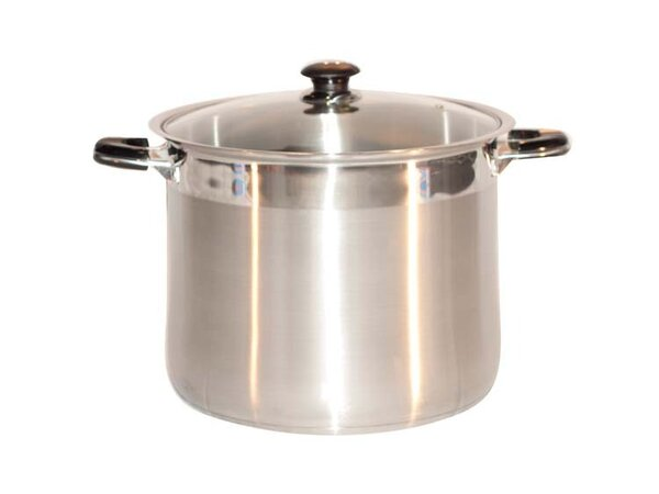 20-qt. Stock Pot with Lid by Concord Cookware