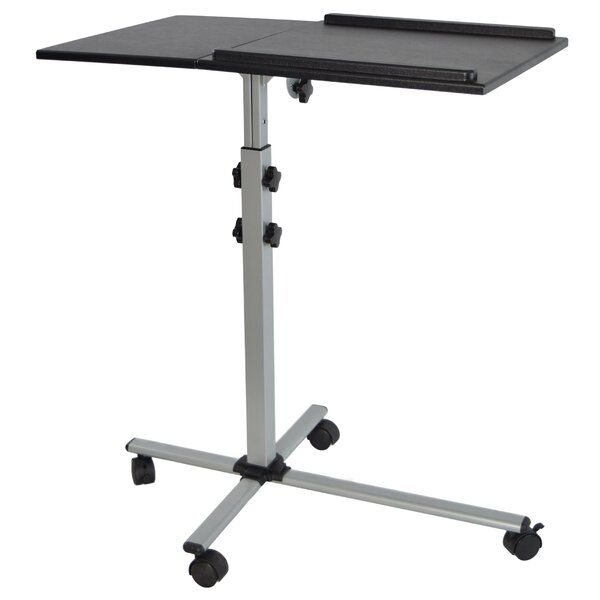 Adjustable Trolley Mobile Projection Stand by Vivo