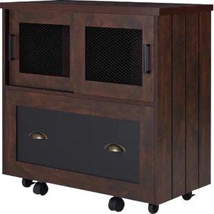 Zenya 1 Drawer Lateral Filing Cabinet